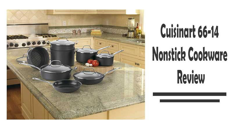 Cuisinart 66-14 Nonstick Cookware Review